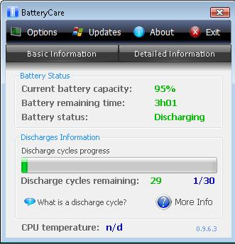 Battery care 1